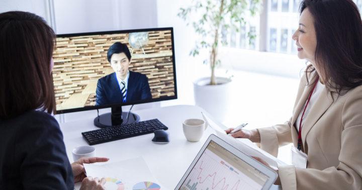 オンライン商談力アップ研修